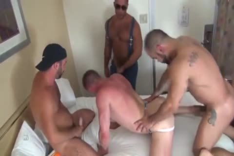 gangbang The twink