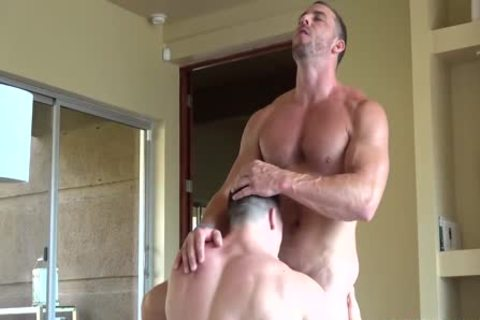 Amazingly straight FIT rods Have lusty Muscle Sex & fuck HARD!