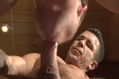 Trenton Ducati And Alex Andrews wazoo pounding