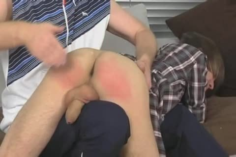 old Daddy Spanks boy