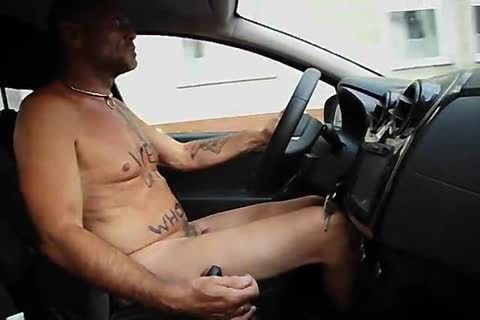 Alexhessen1 Driving naked To The Park For Actions